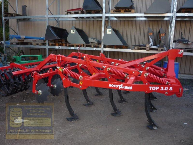 Grubber des Typs Rotoland Top 3.0 Mulchgrubber mit Steinsicherung, Neumaschine in Pfarrweisach (Bild 1)