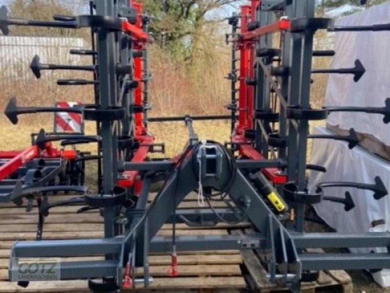 Grubber des Typs Saphir Allstar 501 Profi, Neumaschine in Schwabach Wolkersdorf (Bild 2)