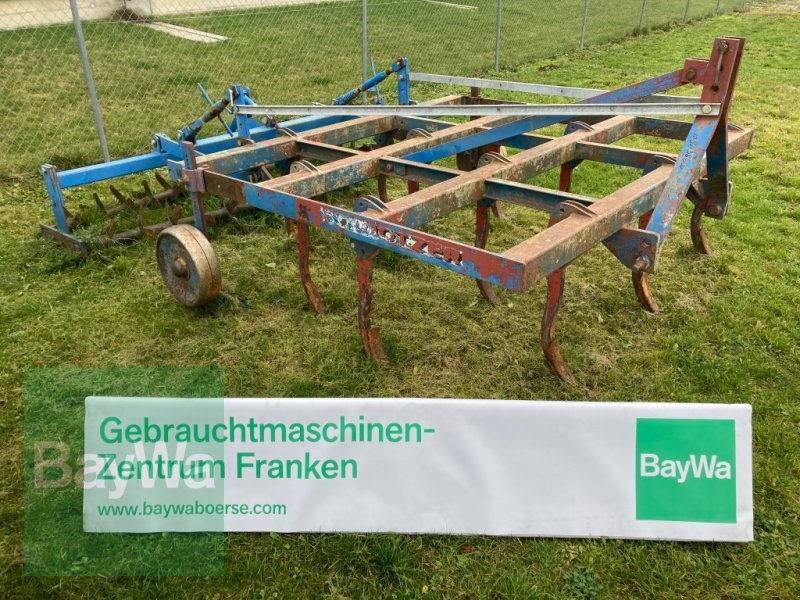 Grubber of the type Schmotzer 11 Zinken, Gebrauchtmaschine in Giebelstadt (Picture 1)