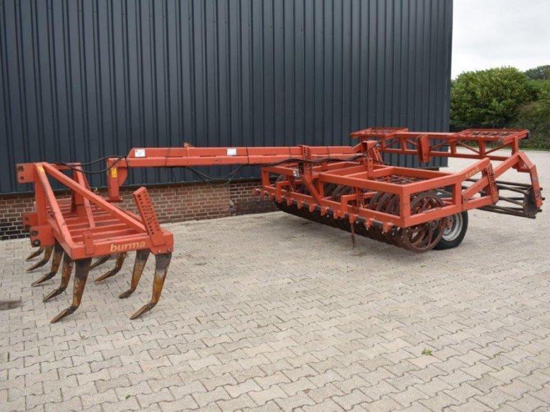 Grubber типа Sonstige -- Klaarleg Combinatie, Gebrauchtmaschine в Antwerpen (Фотография 1)