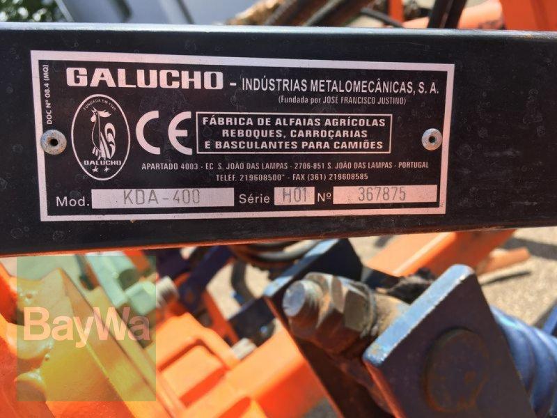 Grubber des Typs Sonstige Galucho KDA-400, Gebrauchtmaschine in Obertraubling (Bild 15)