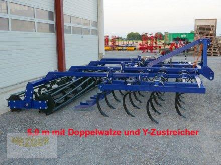 Grubber типа Sonstige Leichtgrubber 5,0 m mit Doppelwalze und Zustreifer, Neumaschine в Ditzingen (Фотография 1)