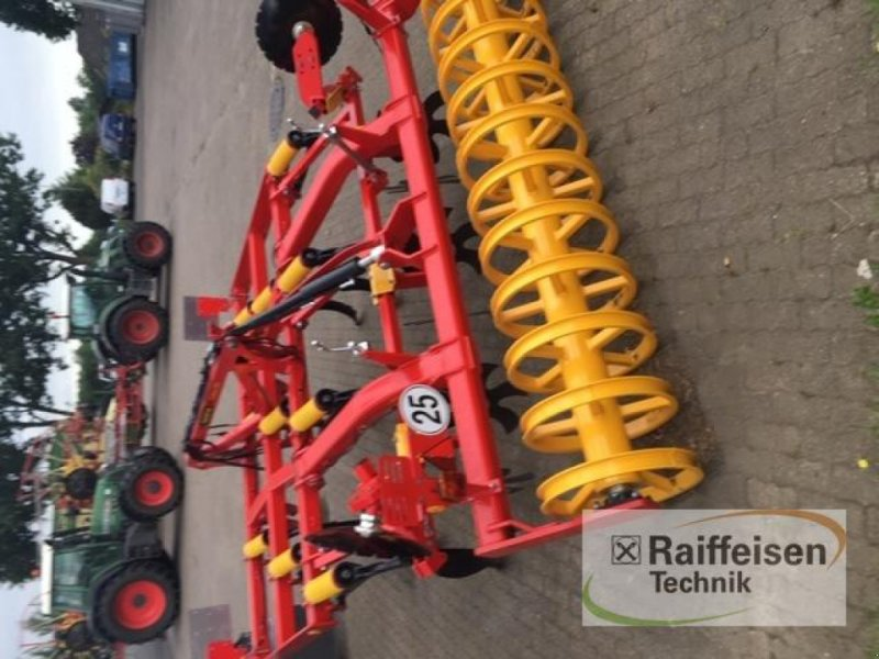 Grubber des Typs Väderstad Cultus 300 Single SollRunner, Ausstellungsmaschine in Itzehoe (Bild 5)