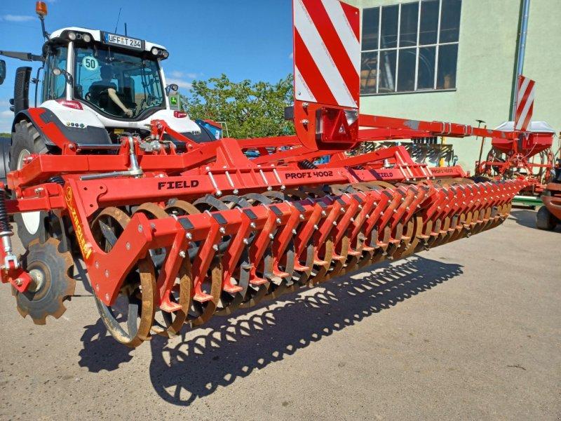 Grubber типа Ziegler Field Profi 4002, Gebrauchtmaschine в Uffenheim (Фотография 1)