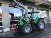 Deutz-Fahr 6120 mit DL, FZW, FKH, FL, 50Km/H Grassland tractor