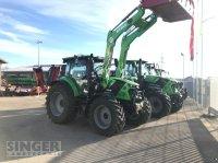 Deutz-Fahr 6130 TTV FL, FZW, FKH, DL, 50km/h - Vorführ Grassland tractor