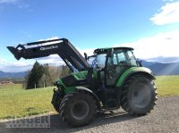 Deutz-Fahr 6140 TTV Agrotron DL, FKH, FZW, Frontlader Τρακτέρ χορτολιβαδικών εκτάσεων