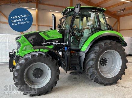 Deutz-Fahr 6145.4 RC-SHIFT - BBV Aktion Луговой трактор