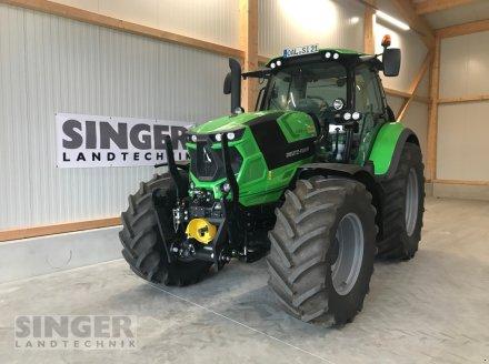 Deutz-Fahr 6165 TTV Agrotron - Vorführmaschine gyepterületi traktor