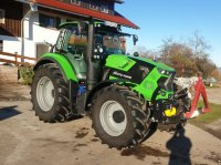 Deutz-Fahr Agrotron 6155 Τρακτέρ χορτολιβαδικών εκτάσεων