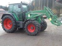 Fendt 412 410 411 413 414 415 C Ci TMS mit Frontlader Grünlandtraktor