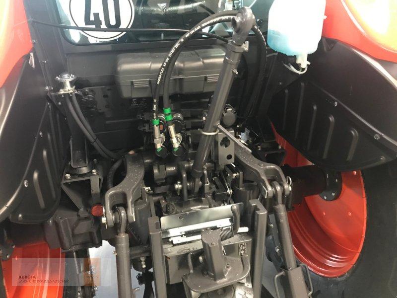 Grünlandtraktor des Typs Kubota M 5091 FKH FZW Klima 0,0% Finanzierung, Neumaschine in Biessenhofen (Bild 8)