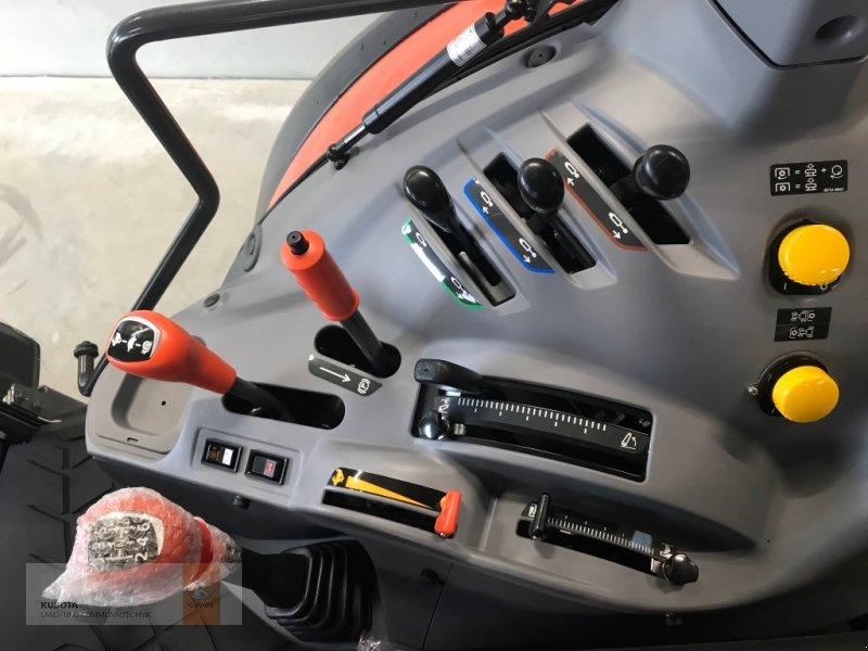 Grünlandtraktor des Typs Kubota M 5091 FKH FZW Klima 0,0% Finanzierung, Neumaschine in Biessenhofen (Bild 9)