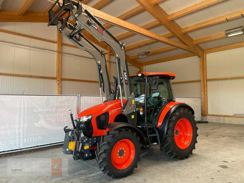 Grünlandtraktor типа Kubota M5112 36x36 FZW, FKH, DL, FL, Klima, Neumaschine в Biessenhofen (Фотография 1)