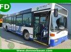 Grünlandtraktor des Typs Mercedes-Benz Bus 405, Ideal für Erntehelfer, v Hinterschmiding