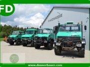 Mercedes-Benz gebrauchte Unimog An und Verkauf Traktor za travnjake
