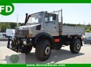 Mercedes-Benz Unimog 2100,2150, Power Unimog, Gesamt nur 7,49 Ton. Grünlandtraktor