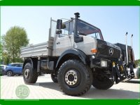Mercedes-Benz Unimog 2150, Kipper, Winde Луговой трактор