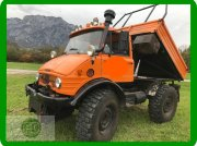 Mercedes-Benz Unimog 406 Agrar Traktor za travnjake
