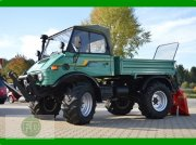 Mercedes-Benz Unimog 421 Cabrio Agrar Traktor za travnjake