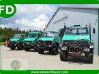 Grünlandtraktor des Typs Mercedes-Benz UNIMOG An und Verkauf auch Finanzierung-Transport-Ersatzteile v Hinterschmiding