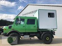 Mercedes-Benz Wohnkoffer für Unimog Grünlandtraktor