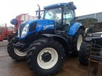 Grünlandtraktor of the type New Holland T7.200 in Co. Tyrone