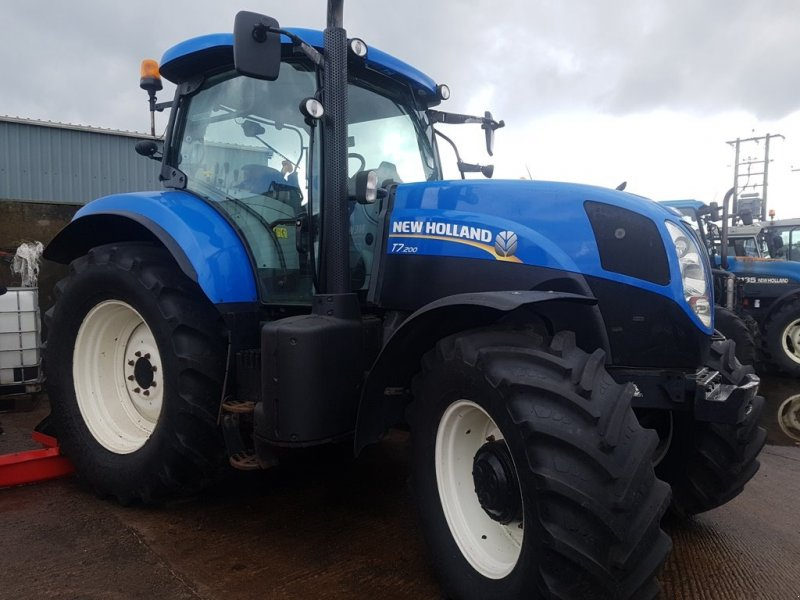Grünlandtraktor of the type New Holland T7.200, Gebrauchtmaschine in Co. Tyrone (Picture 2)