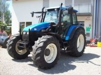 New Holland TS 115 Луговой трактор
