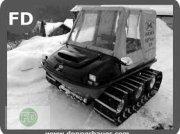 Unimog 6x6 Amphibienfahrzeug Grünlandtraktor