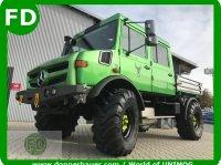 Unimog Doka Unimog, FUNMOG, Einzelstück Traktor na lúky a pasienky