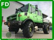 Unimog FUNMOG, Unimog mit Doppelkabine Луговой трактор