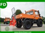 Unimog Unimog 1400 gyepterületi traktor