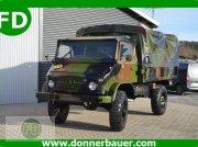 Unimog Unimog 404 Cabrio ex Militär, 3500 KG gyepterületi traktor