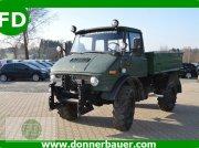 Unimog Unimog 406, 3300 KG Leergewicht gyepterületi traktor