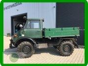 Unimog Unimog 406, 60 km/h Zulassung Tracteur de plein champ