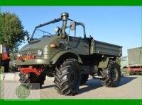 Unimog Unimog 406 Cabrio Agrar Restauriert Traktor na lúky a pasienky