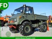 Unimog Unimog 406 Cabrio Restauriert gyepterületi traktor
