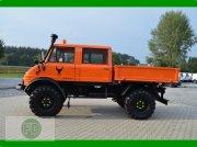 Unimog Unimog 416 Doka, Doppelkabine gyepterületi traktor