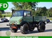 Grünlandtraktor des Typs Unimog Unimog 421 Cabrio Agrar **Restauriert**, Gebrauchtmaschine in Hinterschmiding