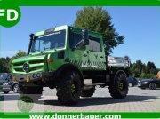 Grünlandtraktor des Typs Unimog Unimog 427 Doka, U1450, FUNMOG, Gebrauchtmaschine in Hinterschmiding