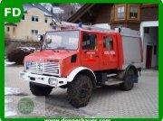 Grünlandtraktor des Typs Unimog Unimog U1300L Doka, 1.Hand, Gebrauchtmaschine in Hinterschmiding