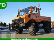 Grünlandtraktor typu Unimog Unimog U1400 Agrar, Gebrauchtmaschine w Hinterschmiding