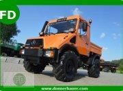 Grünlandtraktor des Typs Unimog Unimog U90 Turbo Agrar, Gebrauchtmaschine in Hinterschmiding