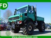 Grünlandtraktor des Typs Unimog Unimog x MB Trac, An und Verkauf, Gebrauchtmaschine in Hinterschmiding