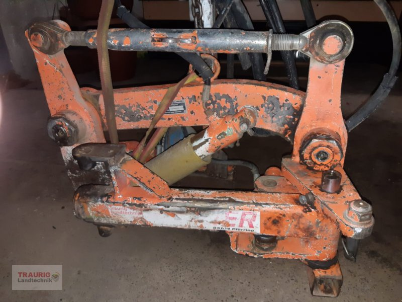 Grundrahmen типа Fischer Grundrahmen, Gebrauchtmaschine в Mainburg/Wambach (Фотография 1)