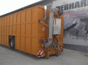 Stapel Feldrandcontainer mit hydraulischem Andockarm/ 75 m3 Güllecontainer