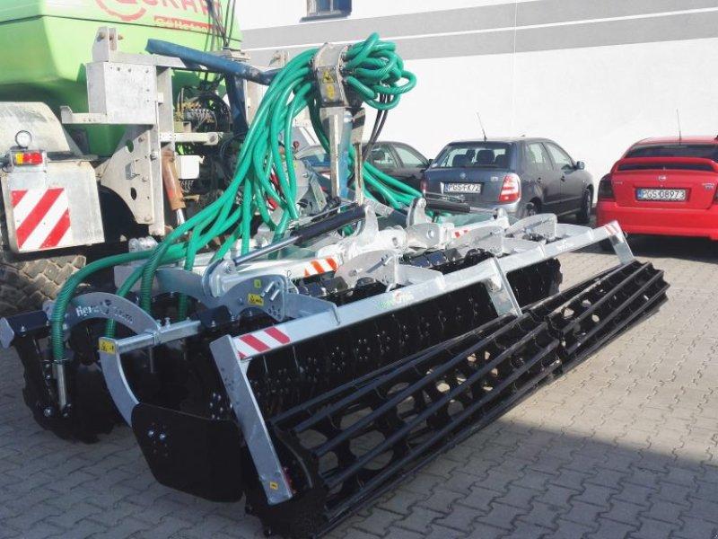 Gülleeinarbeitungstechnik typu AGRO-TOM Scheibenegge mit Schlauchverteiler, Neumaschine w Siekierczyn (Zdjęcie 4)