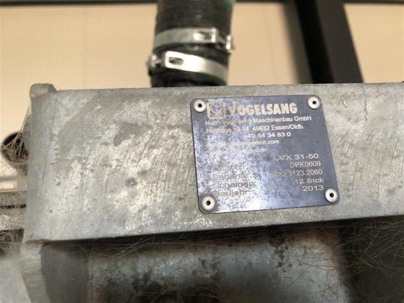 Gülleeinarbeitungstechnik typu AP 8m Sortjords nedfælder, Gebrauchtmaschine w Brørup (Zdjęcie 5)