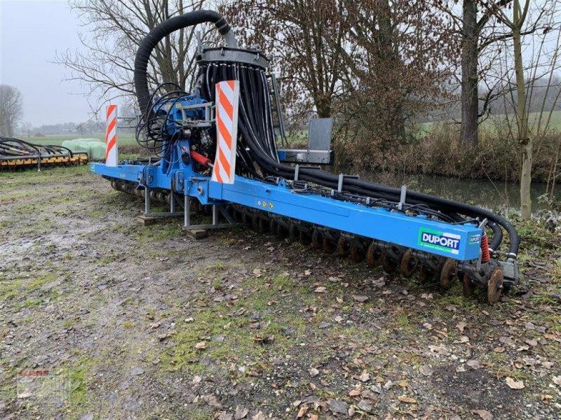 Gülleeinarbeitungstechnik типа Duport AK TRACK DW 8748 Scheibeninjek, Gebrauchtmaschine в Allershausen (Фотография 1)